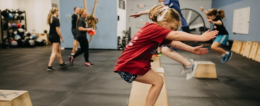 Benefícios Crossfit Kids