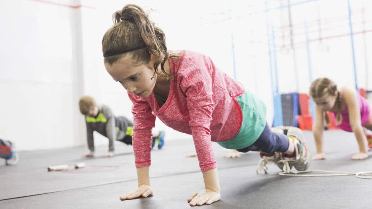 Os benefícios do Crossfit Kids: crossfit para crianças