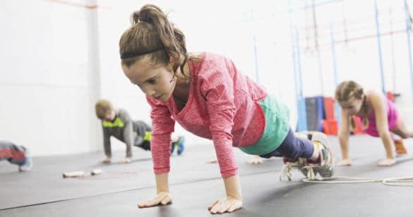 Crossfit Kids: Conheça o crossfit para crianças