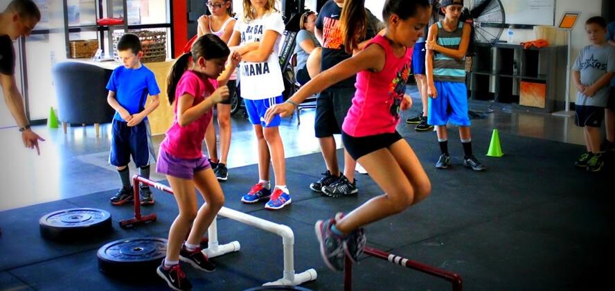 Exercícios Crossfit Kids