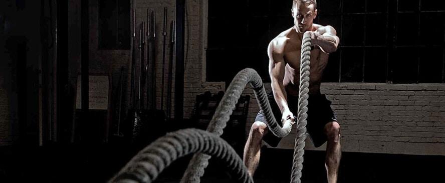 Ganho massa muscular com crossfit