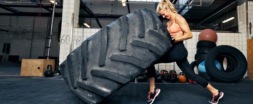 Por que lesões são comuns no CrossFit?